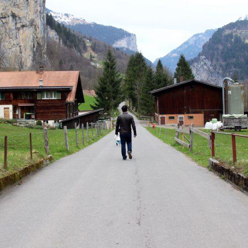 Travel : Camping Jungfrau Holiday Park, Lauterbrunnen