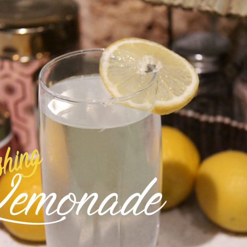 Tasty Refreshing Lemonade Recipe | Secret Ingredient ;)