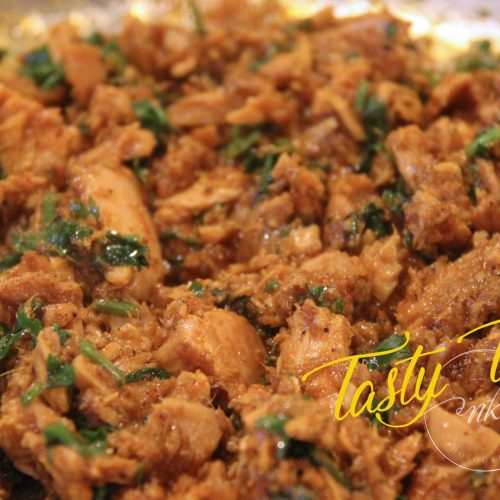 Delicious Wild Planet Skipjack Wild Tuna Recipe | Tuna Masala |
