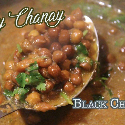 Kalay Chanay کالے چنے | No Pressure Cooker Required | Garbanzo/Chickpeas