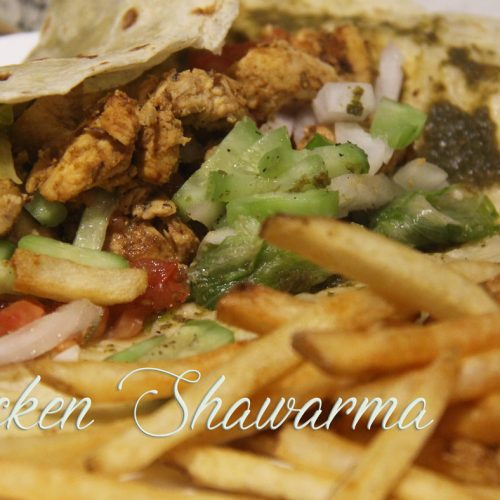 Easy Chicken Shawarma | چکن شاورمہ | Quick & Tasty