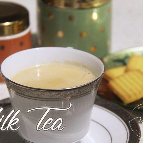 Milk Tea | Punjabi Doodh Pati Chai |