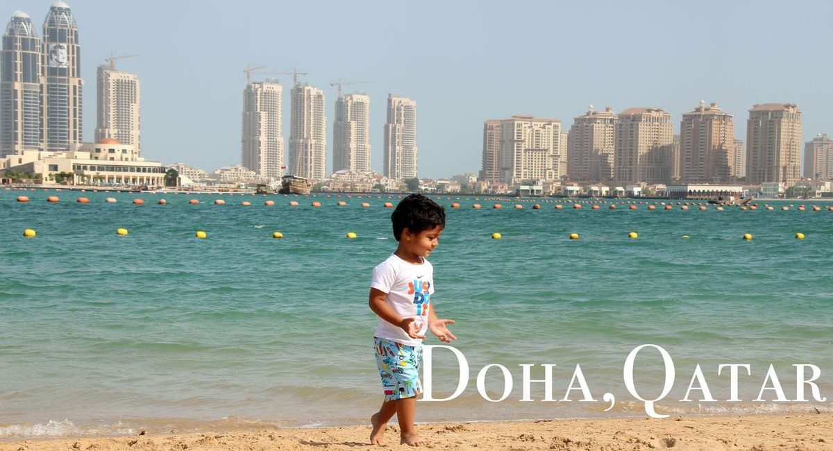 Travel Diary Doha, Qatar | Home Of The 2022 FIFA World Cup |