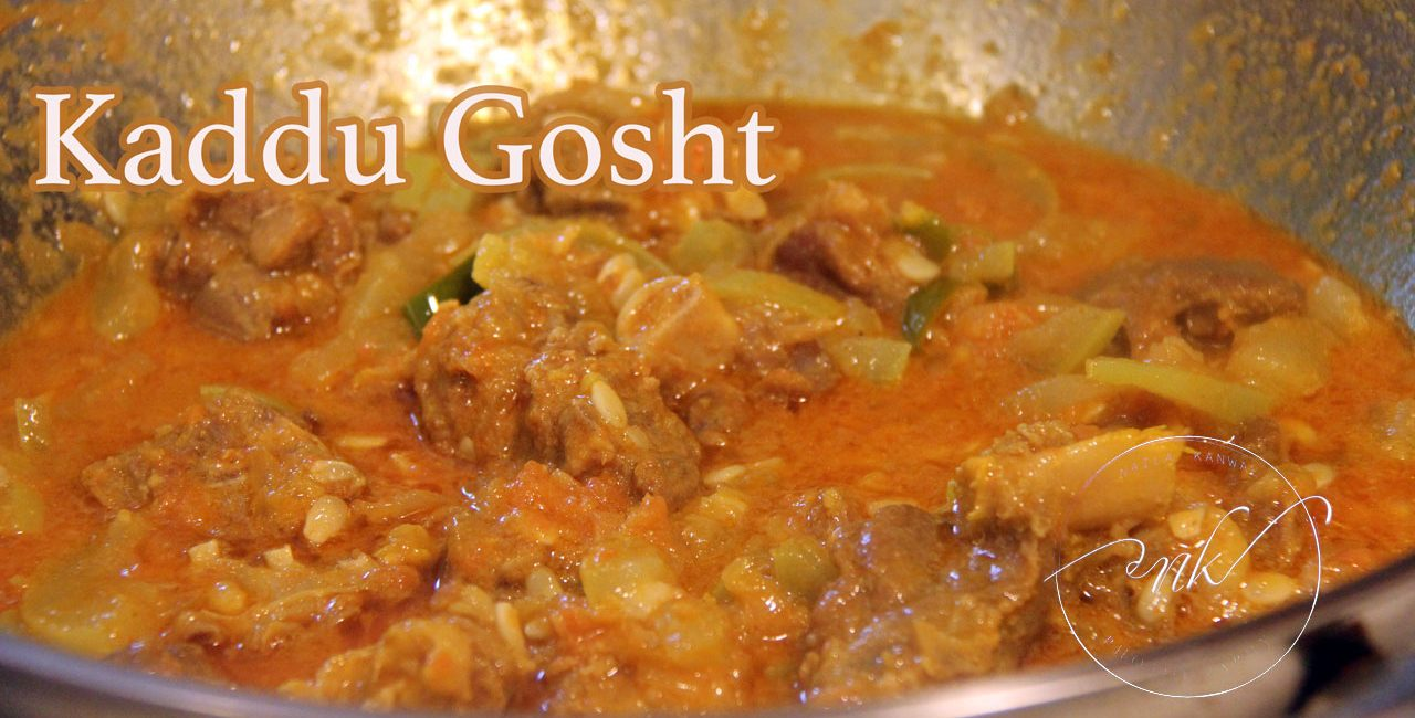 Easy Kaddu/Lauki Gosht | Bottle Gourd/Squash with Meat | لوکی گوشت | HD Pakistani Recipe