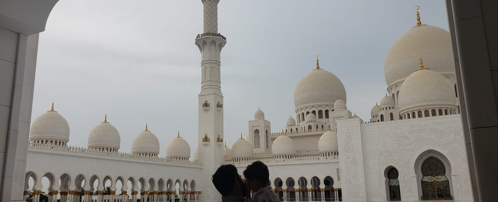 Sheikh Zayed Grand Mosque Tour, Abu Dhabi