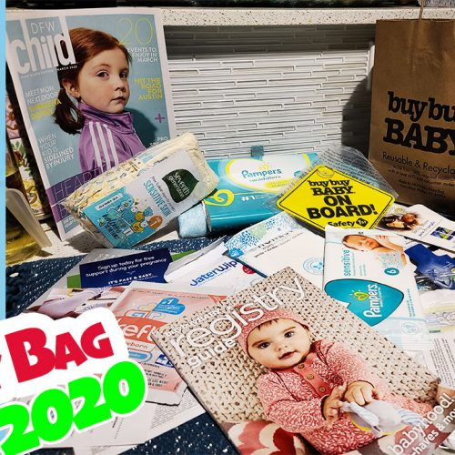 BuyBuyBaby Baby Registry Free Goody Bag