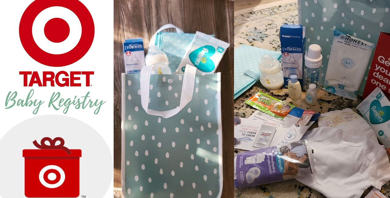 Target Baby Registry FREE WELCOME KIT May 2020 | FREE Baby Stuff |