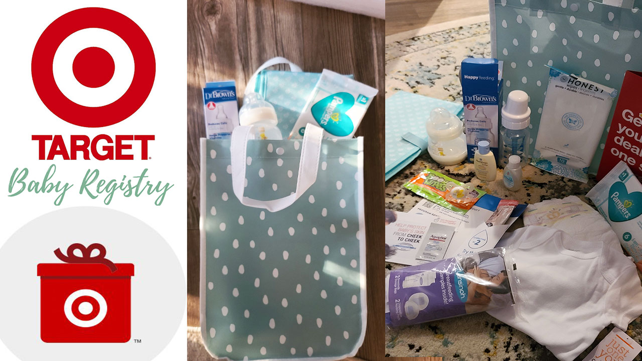 Target Baby Registry FREE WELCOME KIT May 2020 | FREE Baby ...